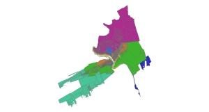 Jim Thorpe Zoning Map